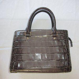 Michael Kors Crocodile Leather Bag
